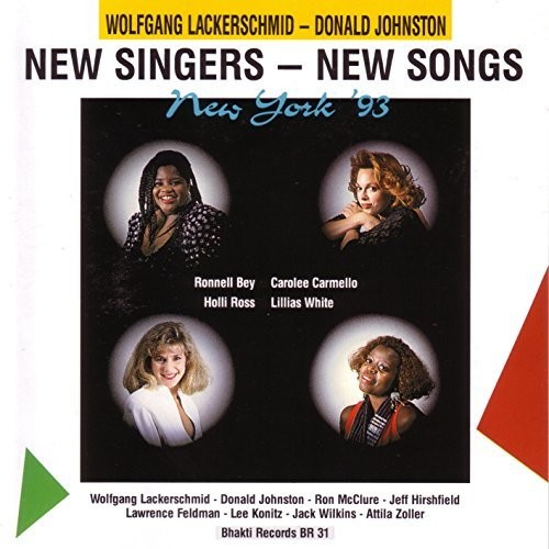 New Singers: New Songs 93