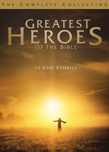 Greatest Heroes of the Bible: The Complete Collection