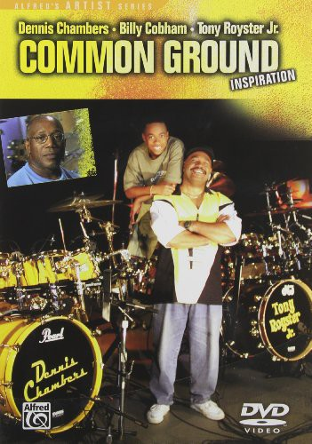 Inspiring Drummers Series: Common Ground