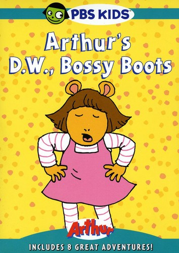 Arthur's DW Bossy Boots