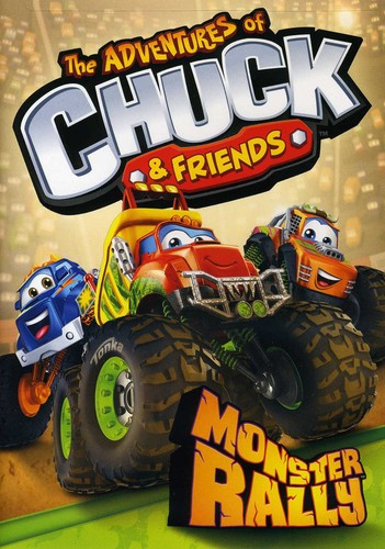Adventures of Chuck & Friends: Monster Rally