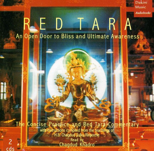 Red Tara: The Concise Practice & Commentary