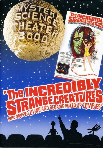 Mystery Science Theater 3000: Incredibly Strange
