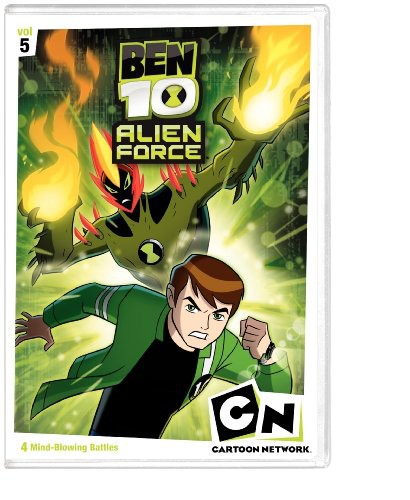 Ben 10 Alien Force 5