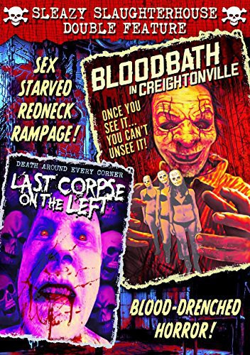 Sleazy Slaughterhouse Double Feature: Bloodbath
