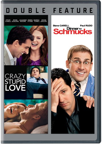 Crazy Stupid Love /  Dinner for Schmucks