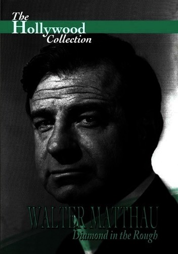 Hollywood Collection: Walter Matthau - Diamond in