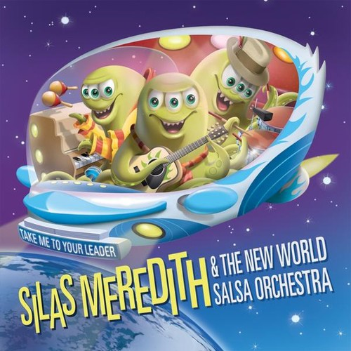 Silas Meredith & the New World Salsa Orchestra: Ta