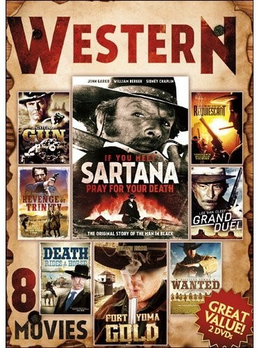 8-Movie Western Vol 8
