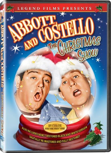 Abbott & Costello: Christmas Show