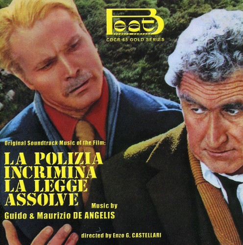 La Polizia Incrimina la Leggia (Original Soundtrack) [Import]