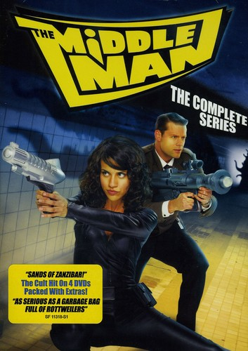 Middleman: The Complete Series