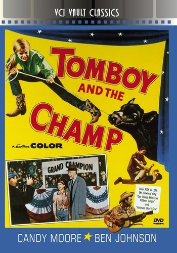 Tomboy & the Champ (1961)