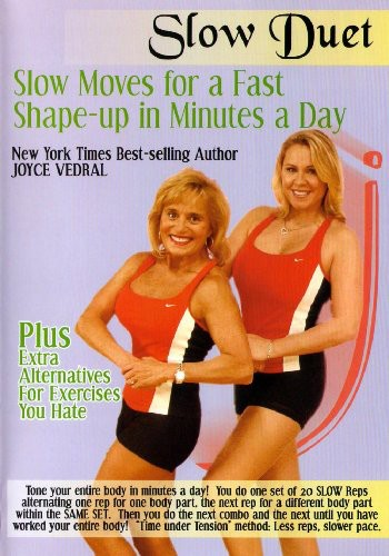 Slow Duet Slow Moves for a Fast Shape-Up in Minute