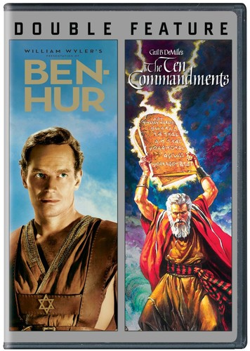 Ben-Hur /  The Ten Commandments