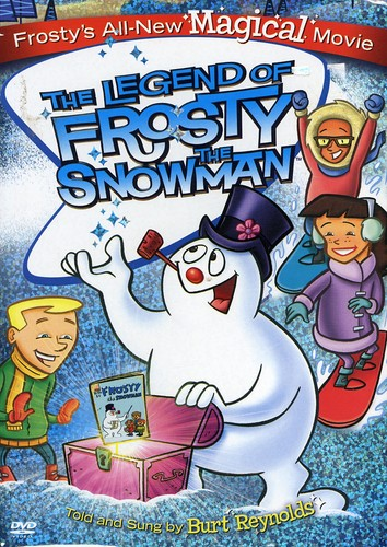 Legend of Frosty