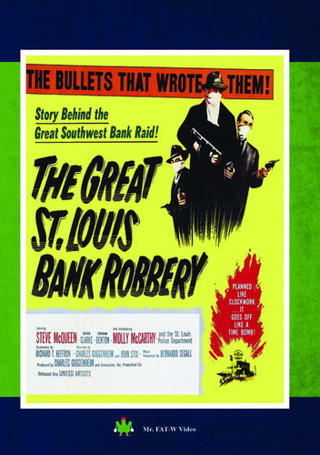 Great St Louis Bank Robbery