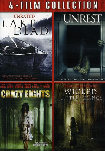 Lake Dead & Unrest & Crazy Eights & Wicked Little