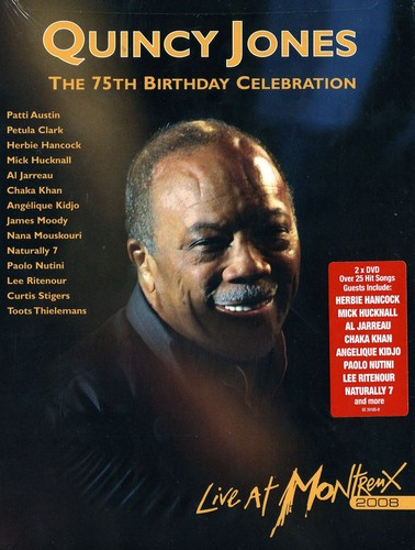75th Birthday Celebration: Live at Montreux 2008