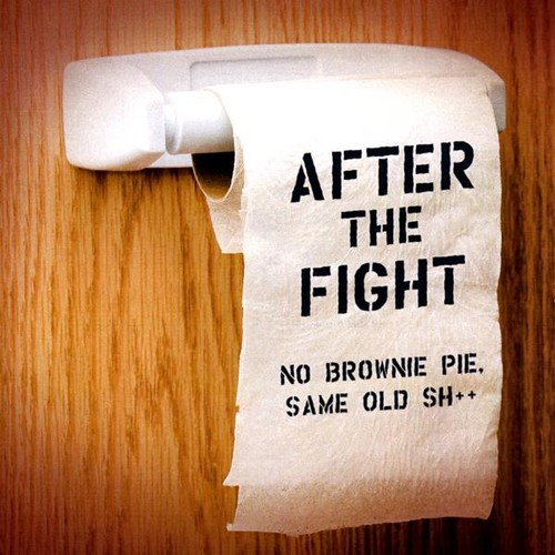 No Brownie Pie Same Old Shit