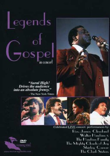 Legends of Gospel /  Various