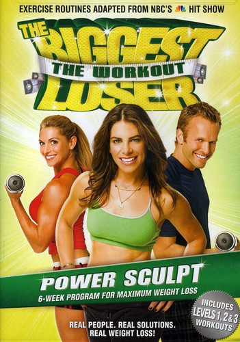 Biggest Loser Workout: Power Sculpt