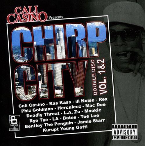 Cali Casino Presents Chirp City EP 1/ 2