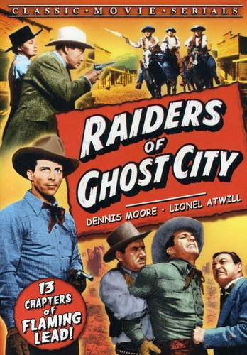 Raiders of the Ghost City (Chapters 1-13)