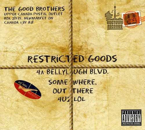 Restricted Goods: Best of [Import]