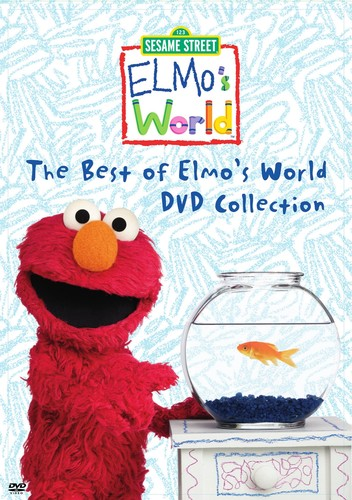 Best of Elmo's World DVD Collection