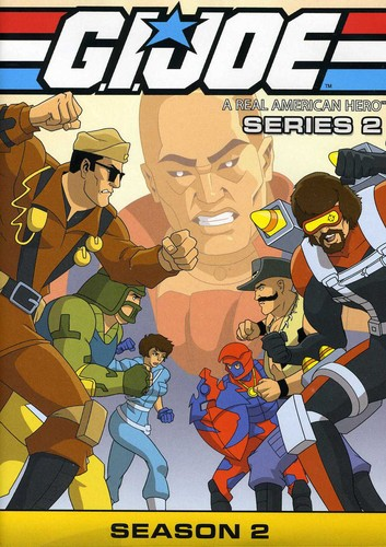 Gi Joe Real American Hero: Series 2 Season 2