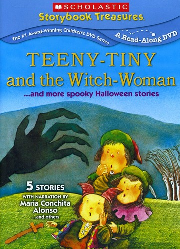 Teeny Tiny & the Witch Woman & More Spooky