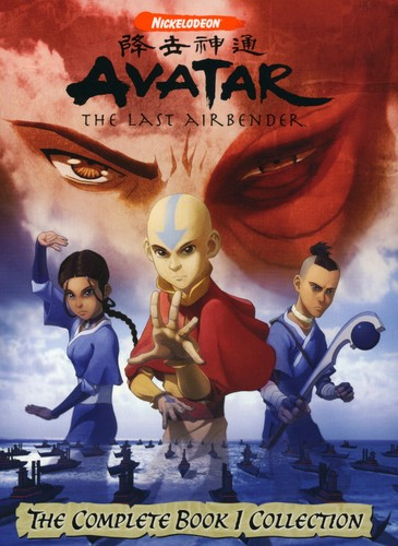 Avatar The last Air Bender Complete Book 1 Collection