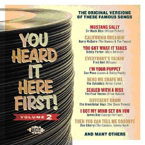 You Heard It Here First 2 /  Various [Import]