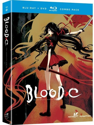 Blood C: Complete Series