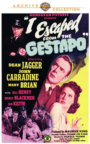 I Escape From The Gestapo