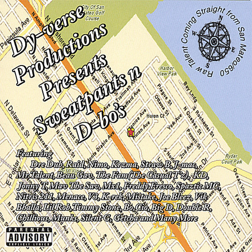 Sweatpants N D-Bo's a Mateo Compilation /  Various