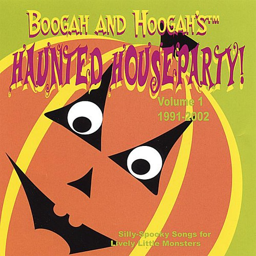 Boogah & Hoogahs Haunted Houseparty 1
