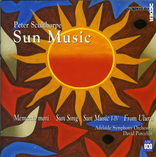 Sculthorpe: Sun Music I - Iv