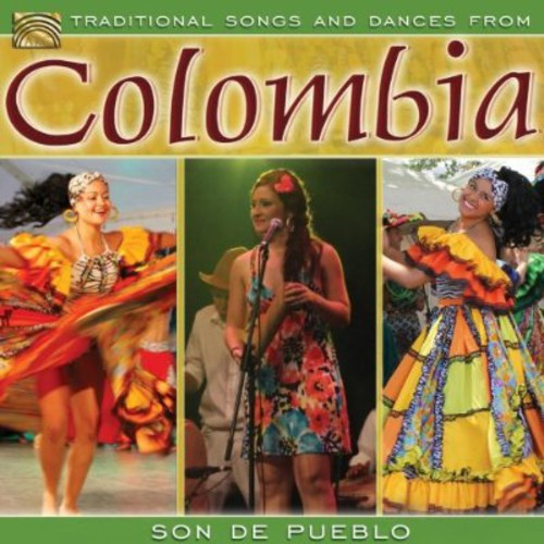 Traditional Song & Dances from Colombia