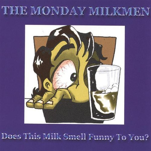 Does This Milk Smell Funny to You?