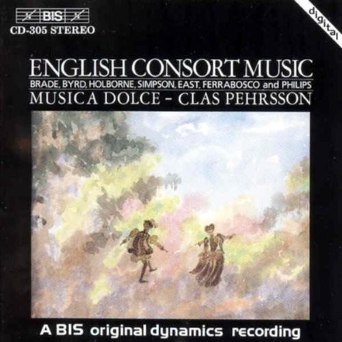 English Consort Music for Recorder Quintet