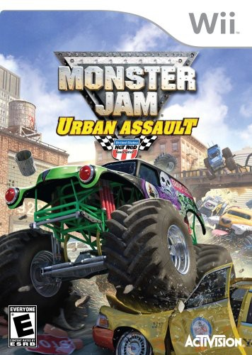 Monster Jam 2: Urban Assault for Nintendo Wii
