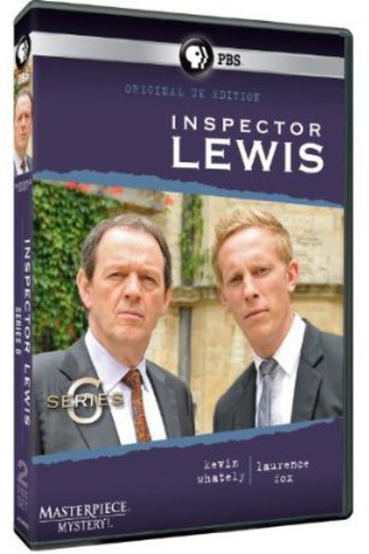 Masterpiece Mystery: Inspector Lewis 6