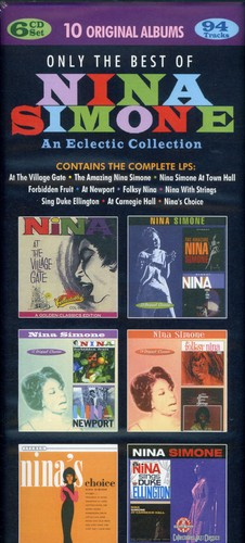 Only the Best of Nina Simone