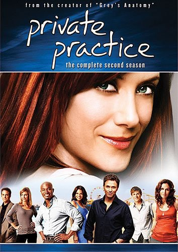 Private Practice: The Complete Second Season