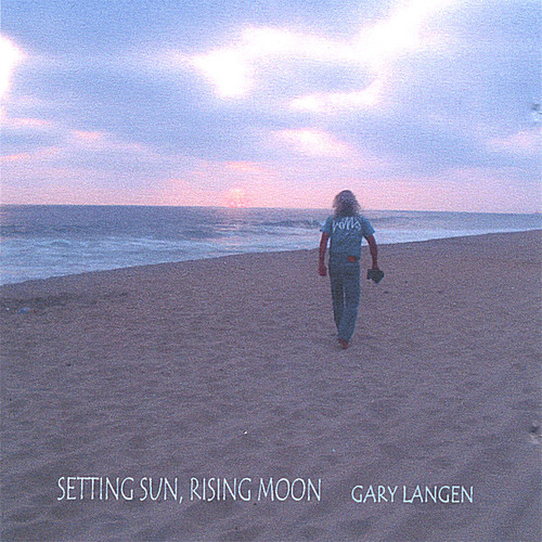 Setting Sun Rising Moon