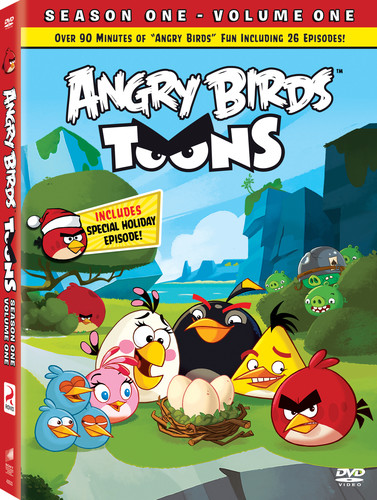 Angry Birds Toons 1