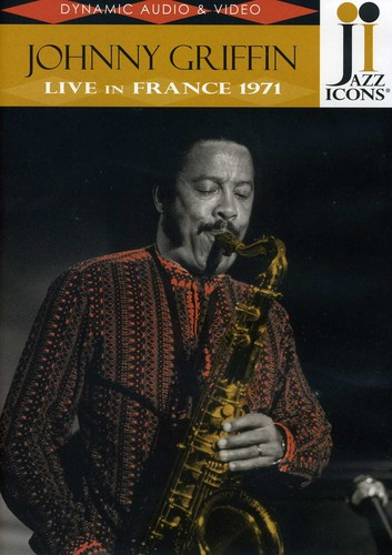 Jazz Icons: Live in France 1971