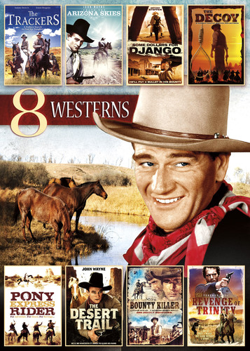 8-Movie Western Pack 6